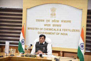 Shri Mansukh Mandaviya inaugurates the Iconic Week celebration of Azadi ka Amrut Mahotsav of Ministry of Chemicals and Fertilizers