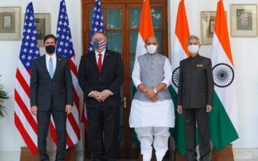 India and US to set-up joint working group in defence industrial security